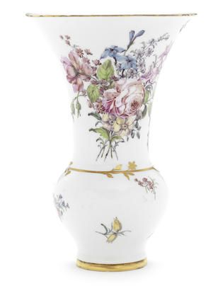 Chelsea Porcelain Beaker Vase Ca 1755 China Painting Ideas