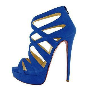 1000  images about love♥SHOES♥love on Pinterest | Pump, Blue ...