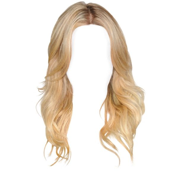 Hairstyle459 Png 500 714 Liked On Polyvore Featuring Beauty Products Haircare Hair Styling Tools Hair Wigs Blonde Beauty Hair Makeup Hair Styles Hair