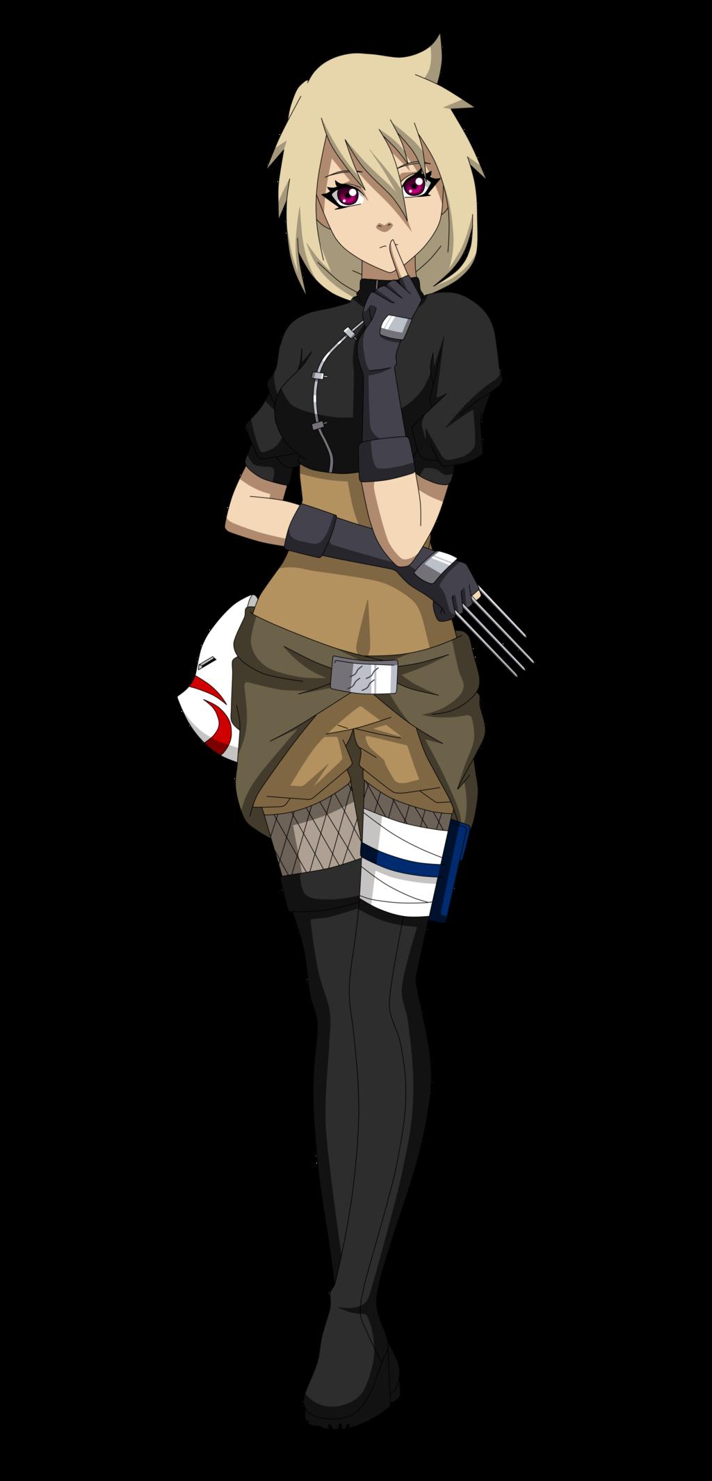 Anime Characters Naruto : Naruto shippuuden oc tsukino kisho by shuragirlsayuri