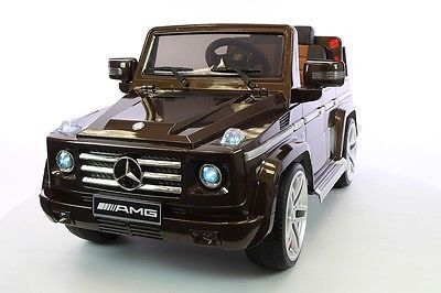 2016 12v mercedes g55 amg battery powered ride on car kid toy mp3