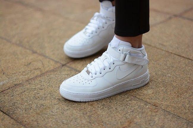 Duelo de estilos: Nike Air Force 1, el modelo fetiche de Riccardo Tisci