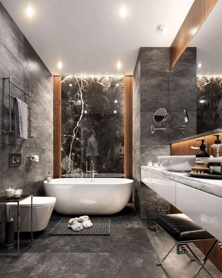 cool black and white bathroom design ideas best decor amazing bathrooms also rh pinterest