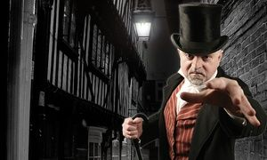Groupon - Ghost Walk for Two, Four or a Family with Ghost Creeper (Up to 60% Off) in York. Groupon deal price: £5