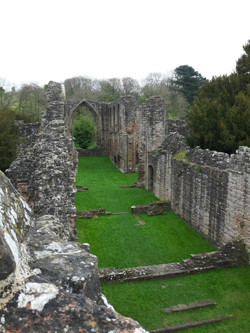 Best Lilleshall Abbey Shropshire A Narrow Spiral Staircase 400 x 300