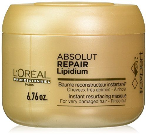 Loreal Absolut Repair With Lipidium 67ounce Jar You Can Get Additional Details At The Image Link Loreal Jars For Sale L Oreal Professionnel