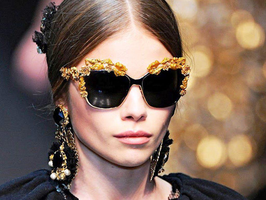 932b74f0304 Dolce Gabbana Eyeglasses Flowers For Spring 2014