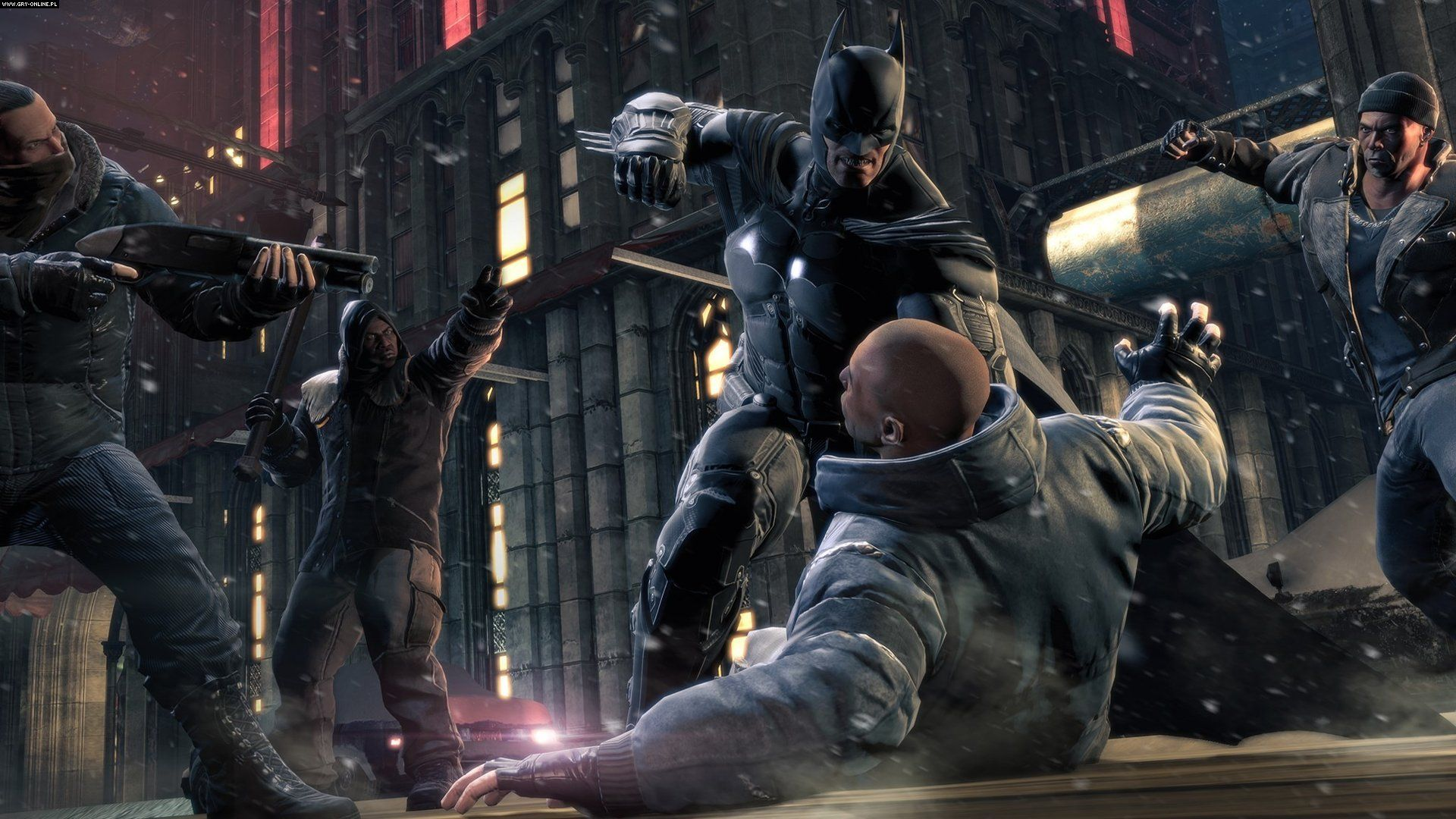 Batman: Arkham Origins PC, X360, PS3 Games Image 26/55, WB Games Montreal, Warner Bros Interactive Entertainment