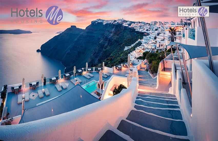 سانتوريني الجمال اليوناني Places To Travel Cool Places To Visit Dream Vacations