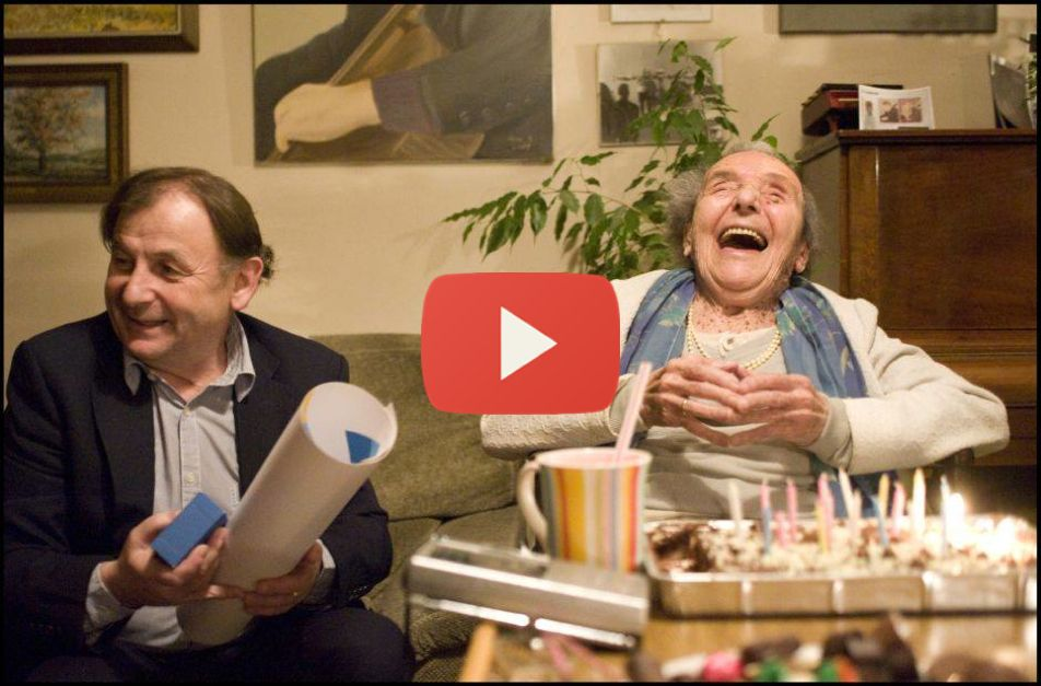 The Oldest Holocaust Survivor Just Passed Away, Share This to Keep Her Memory and Wisdom Alive