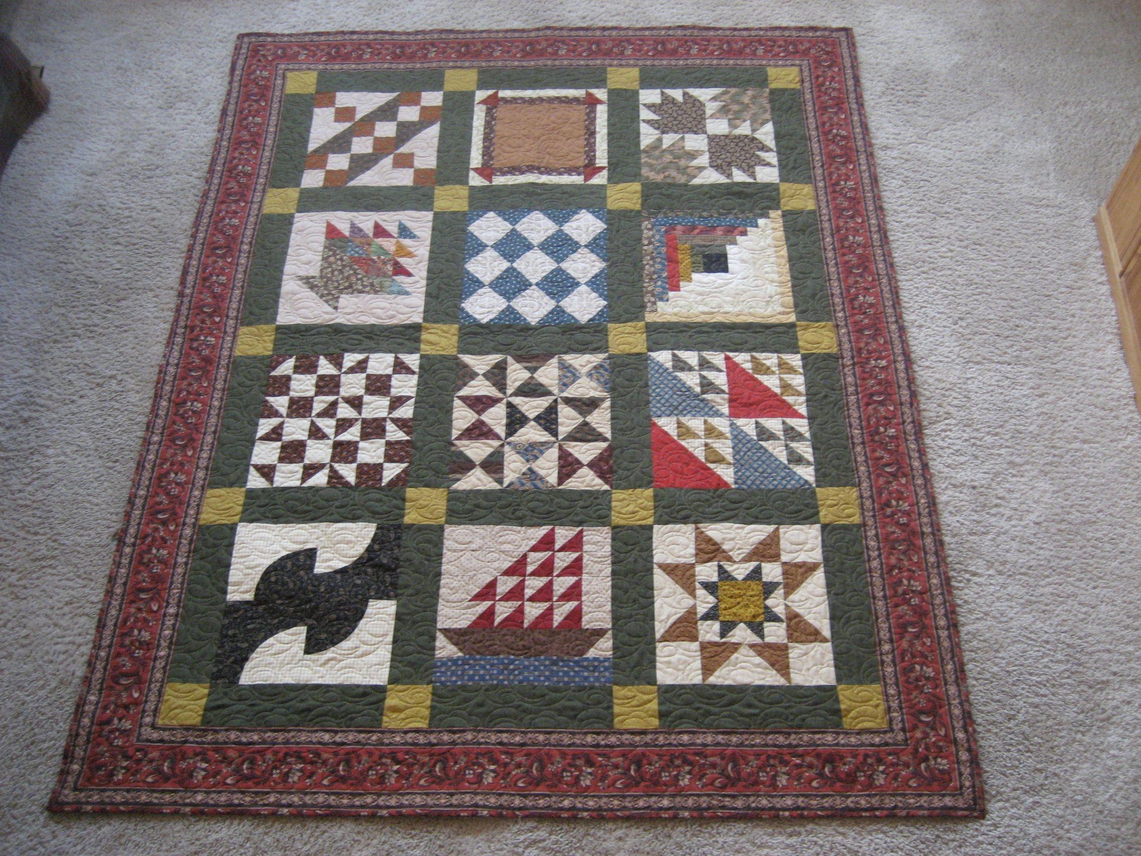 Quilt Patterns For Underground Railroad : Underground Railroad Story quilt Underground railroad Pinterest