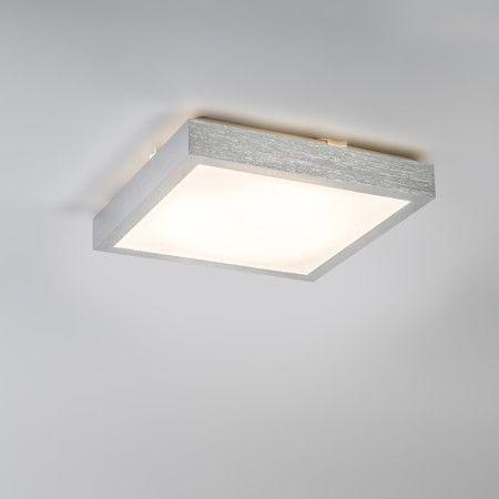 Deckenleuchte Piazzo 10W LED Aluminium #Deckenlampe #Lampe ...