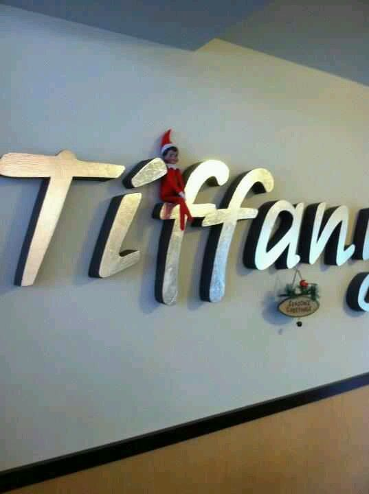 Tiffanys At Christmas Time Christmas Time Full Service Salon Spa Salon