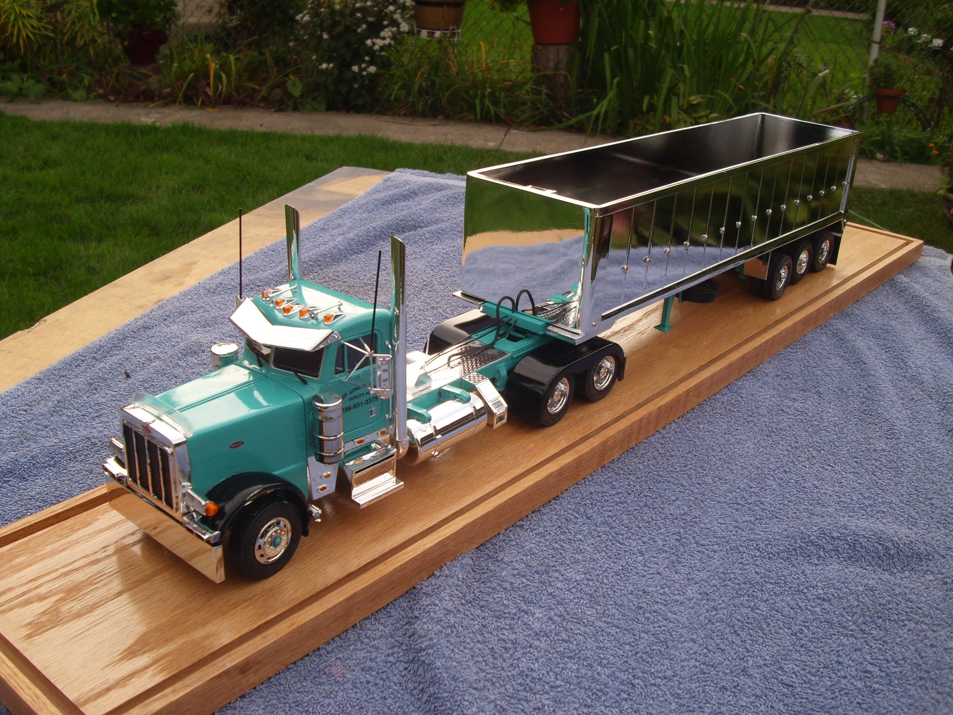 1 64 scale trucks and trailers - A First Gear Mack Granite Day Cab Hauling A Diecast Promotions East Dump Trailer On The Back Roads Heavyhauling Mack Scale Models Pinterest Dump