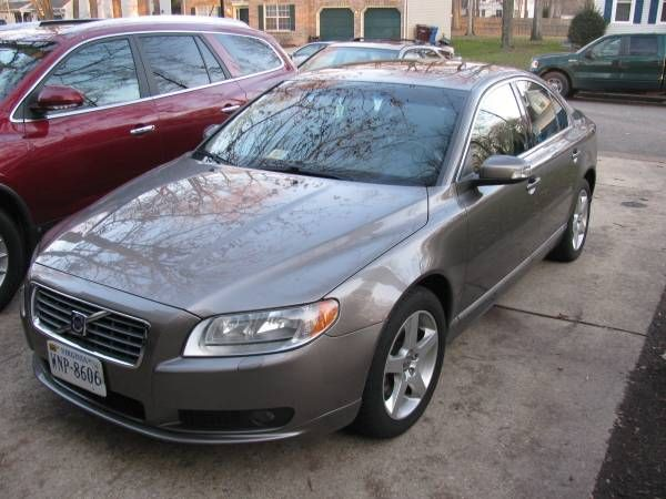 Pin By Phillip Alfonzo On New Car Pinterest Volvo S80 Volvo S80