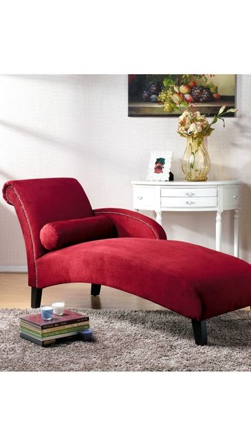 Red Modern Chaise Lounge Chaise Lounge Modern Chaise Lounge