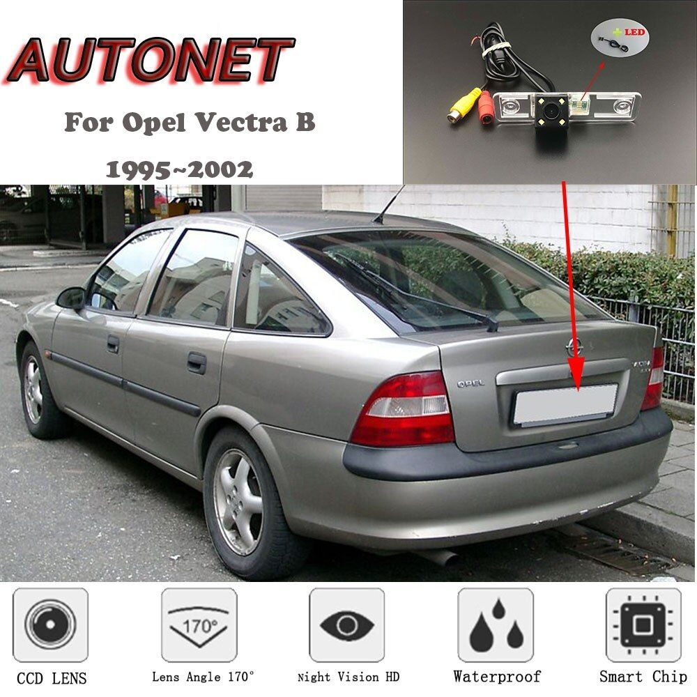 Autonet Hd Night Vision Backup Rear View Camera For Opel B Chevrolet Holden Vauxhall Autonet Night Vision Backup Rear V Opel Vectra Rear View Camera Vauxhall