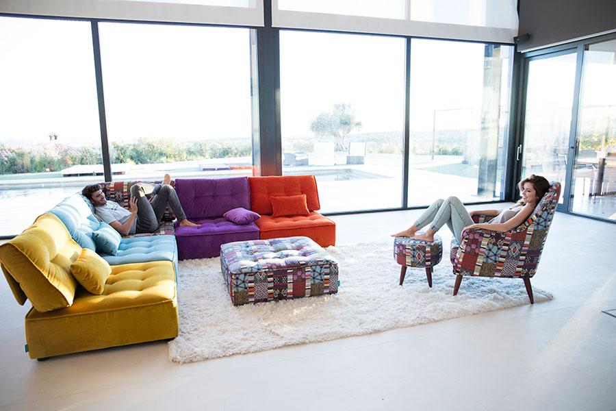 Modern Sectional Sofa Arianne Sectional Sofa Modular Sofa