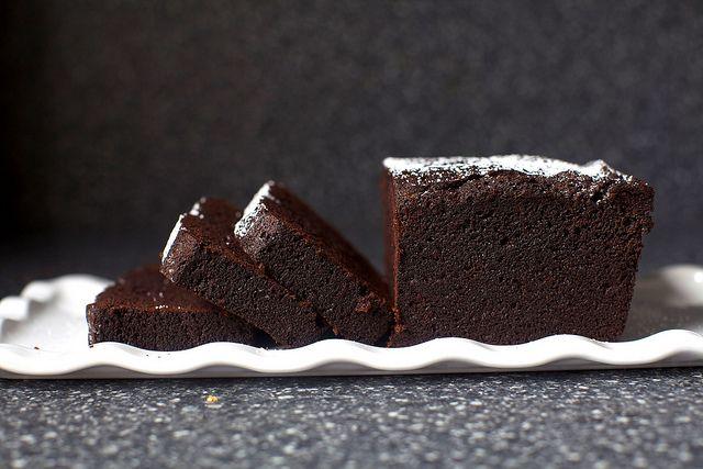 Everyday Chocolate Cake #chocolatecake
