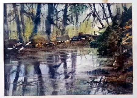 Dessin Et Peinture Video 2084 Peindre A L Aquarelle Un Cours