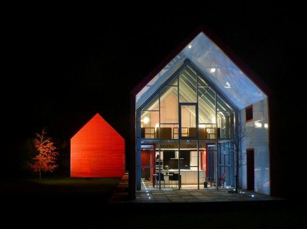 Sliding House par dRMM - Journal du Design