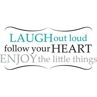 Laugh Out Loud Quote by Wall Pops   Personal Accessories Gifts   chapters.indigo.ca