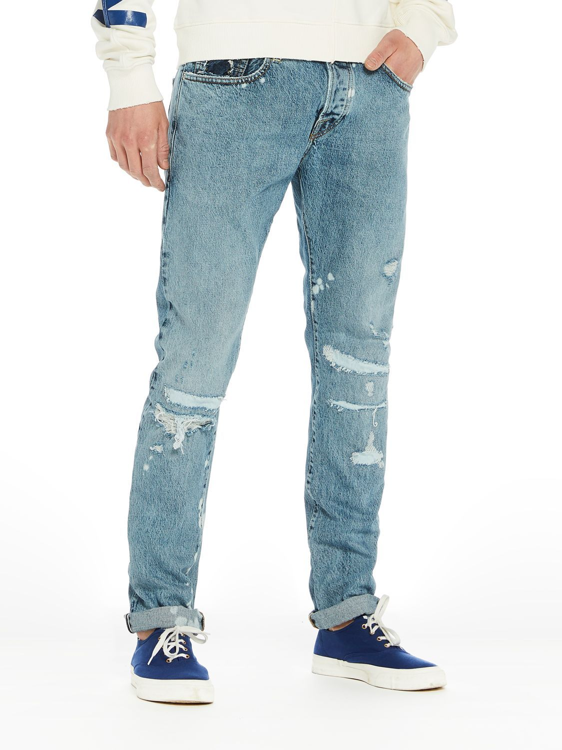 Customized Ralston Hero 8 Regular Slim Fit Couture Outfits Perfect Denim Fashion