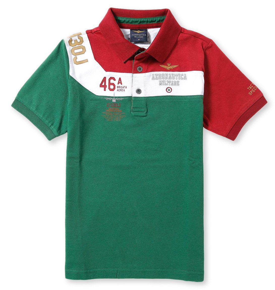 Polo Aeronautica Militare Junior  53922482893e7