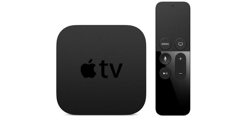 Cómo realizar capturas de pantalla en el Apple TV de 4ª