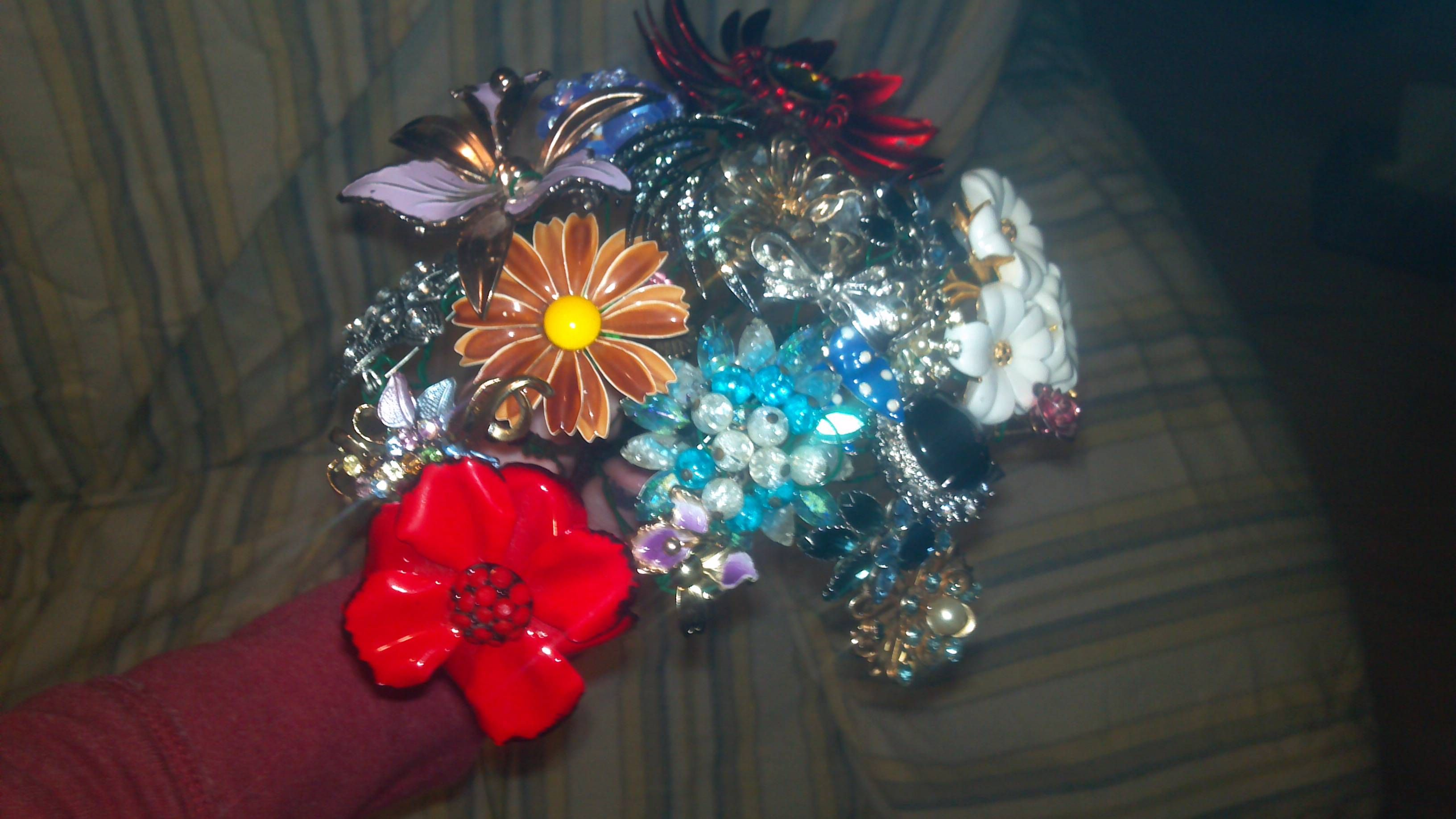 Still need more brooches