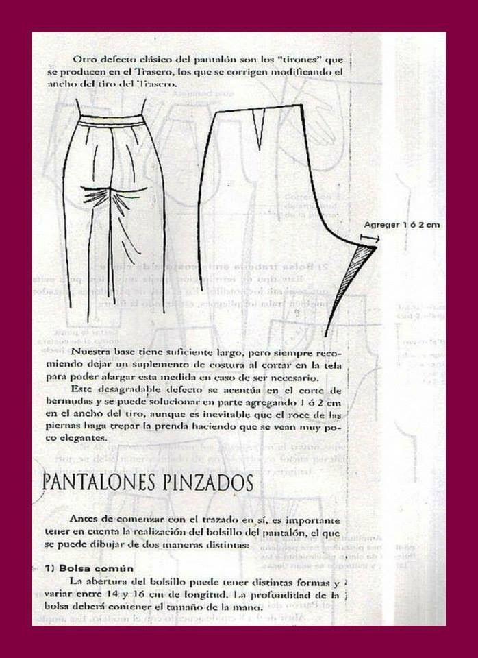 Pin de Carmen Muñoz en Medidas y patrones | Pinterest | Costura ...