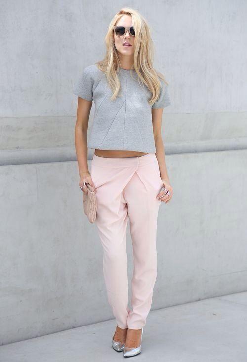 d97e8bf1b61fc Sophisticated Ways to Wear Gray   D R E A M • C L O S E T   Fashion ...