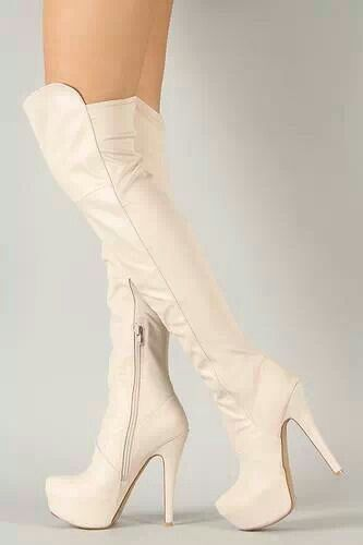 Hot boots...