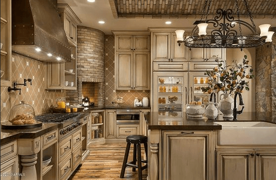 20 Beautiful Kitchen Cabinet Ideas Lovers Will Dream Of Tuscany Tuscan Design