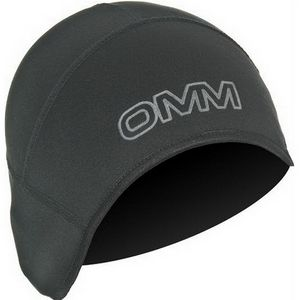 OMM Radian Beanie is a warm comfortable fleece hat which will dry quickly and fit snugly under a hood or helmet