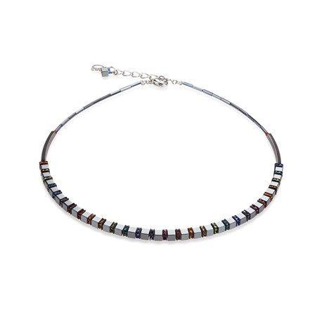 Coeur de Lion Dusk Rainbow Necklace - K 4032 #coeurdelion