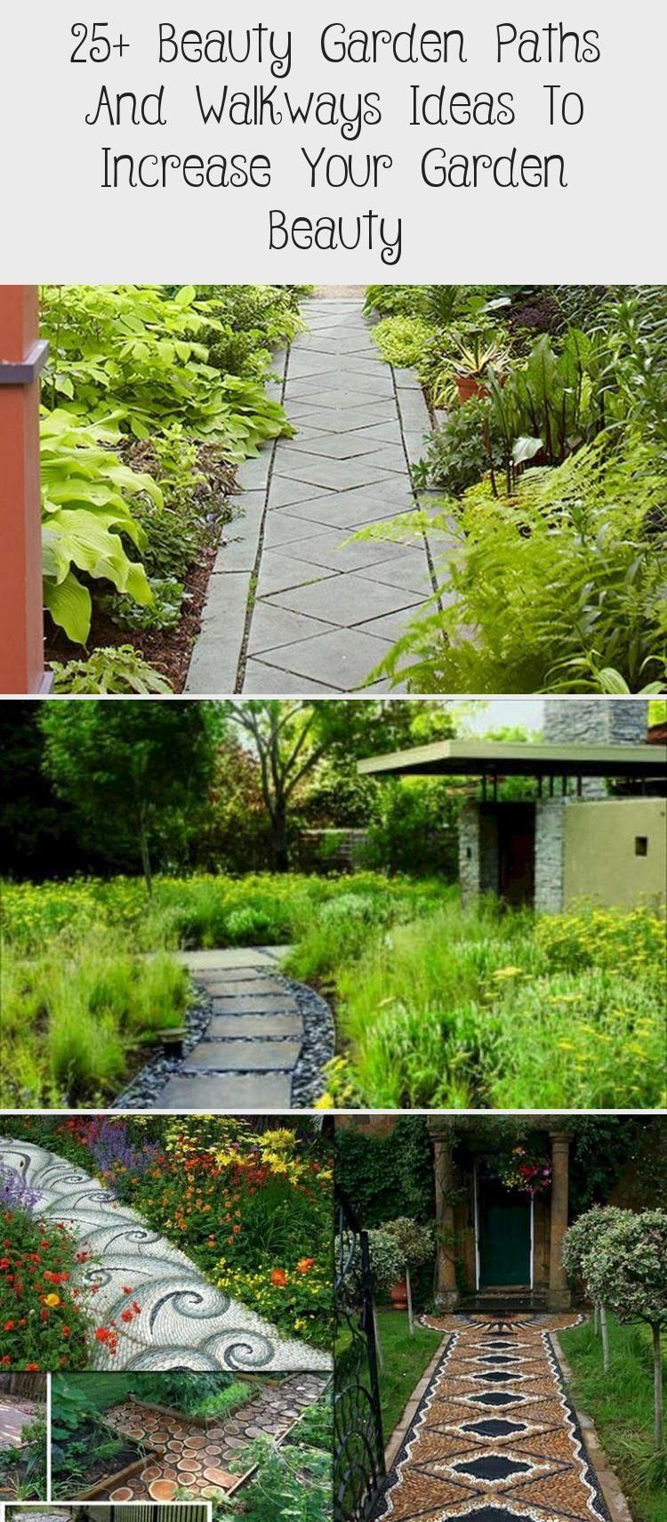 Photo of 25+ Beauty Garden Paths And Walkways Ideas To Increase Your Garden Beauty – Decor Dıy