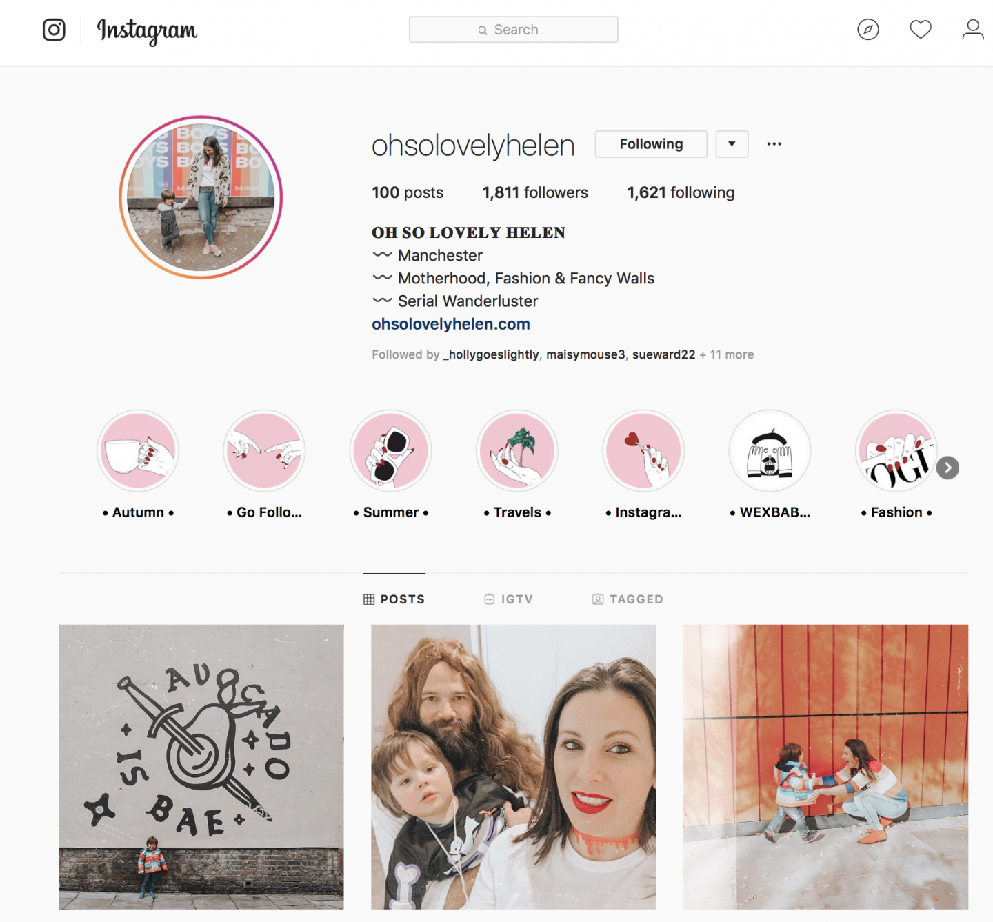 How to change the font in your Instagram Bio Name for