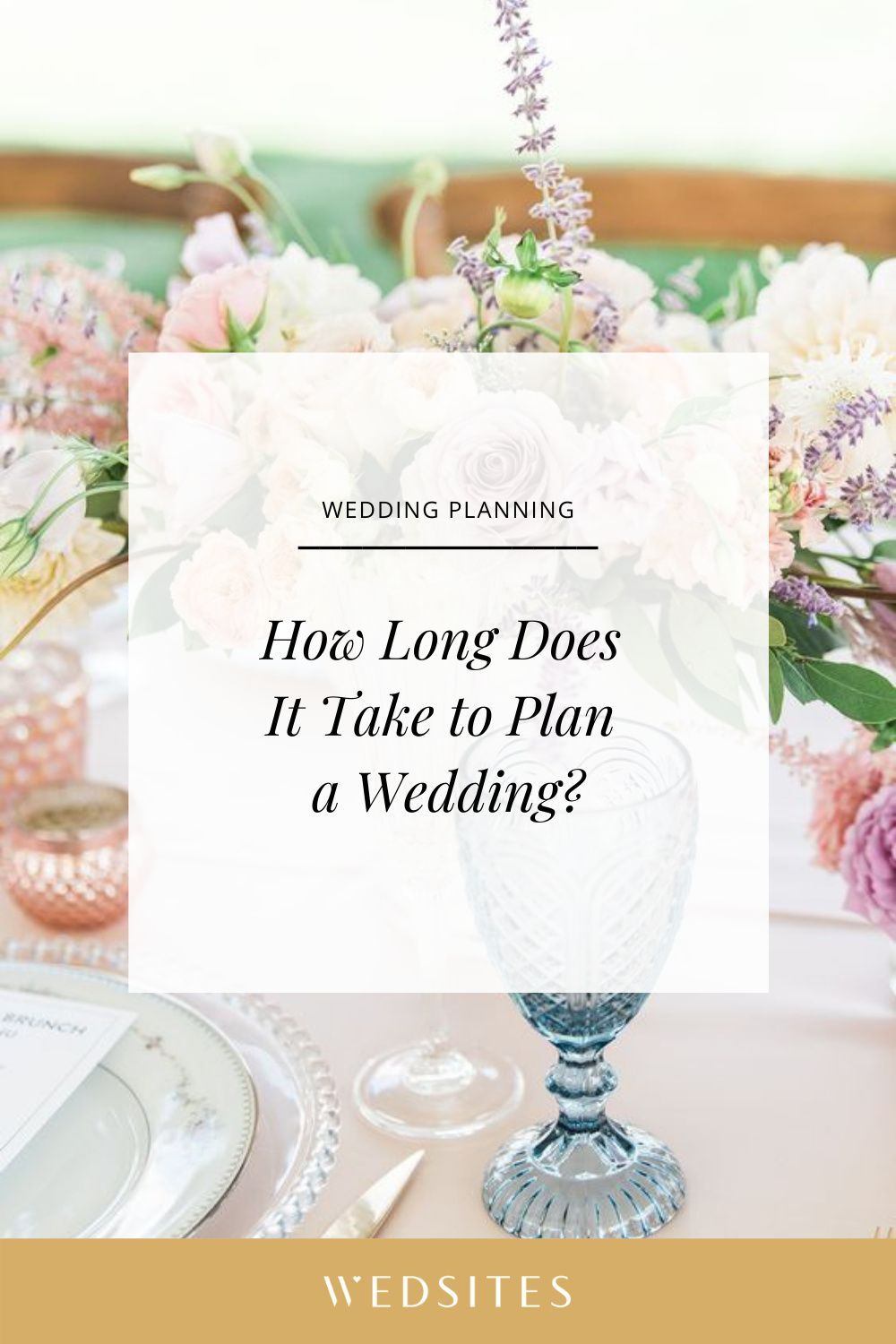 How Long Does It Take To Plan A Wedding 6 Important Things To Take Into Consideration In 2020