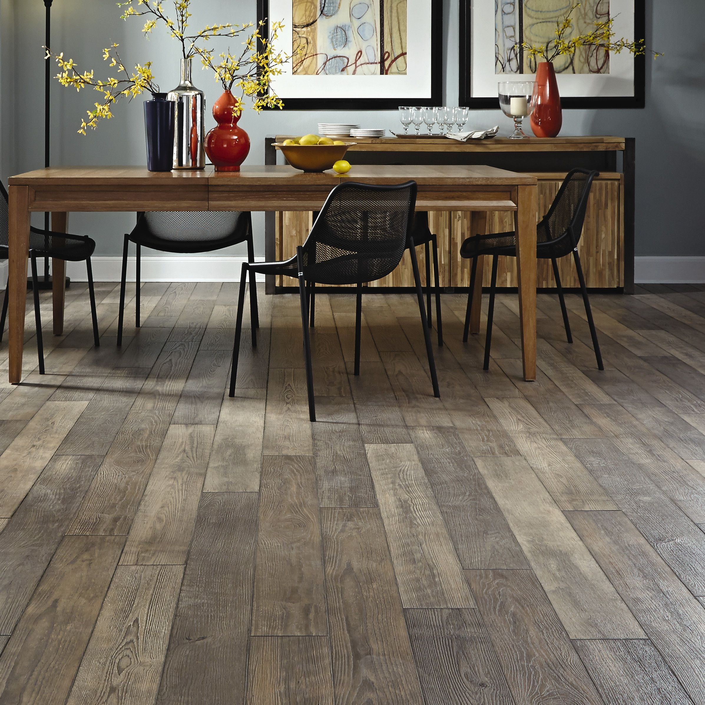 Restoration Collection 6 X 51 X 12mm Oak Laminate Flooring House Flooring Flooring Mannington Laminate Flooring