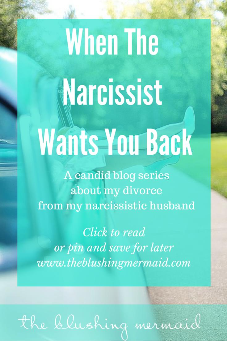 narcissist husband and divorce