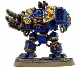 Forge World Chaos Dreadnoughts And Walkers Thousand Sons Chaos Dreadnought Sons