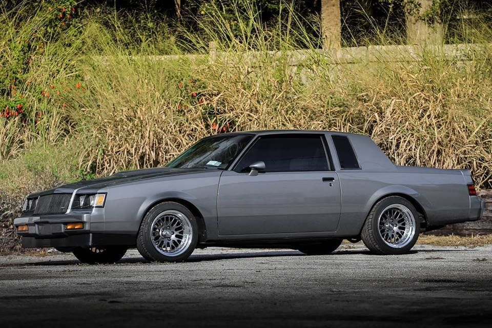 Buick Grand National Buick Grand National Grand National Classic Cars Muscle