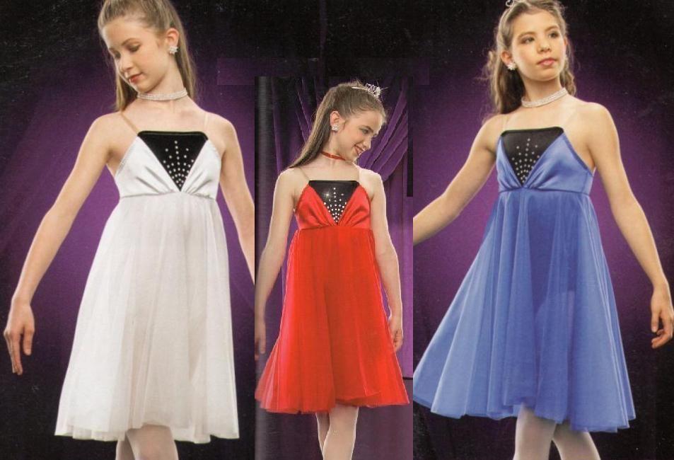 4f6db0968 Royalty Dance Costume BLUE