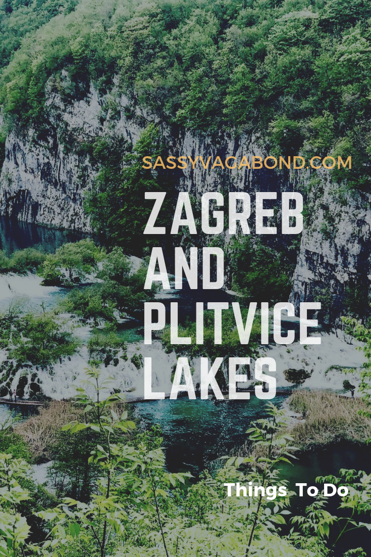 Zagreb And Plitvice National Park Best Things To Do Plitvice National Park Plitvice Lakes National Park Plitvice Lakes