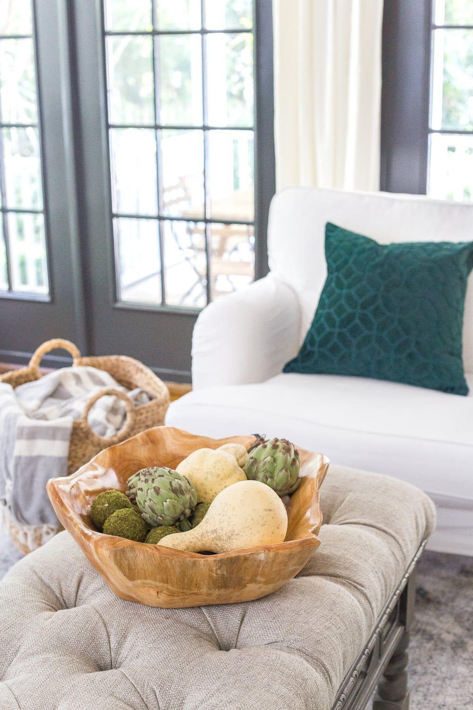 ways to stretch your existing home decor for fall home decor