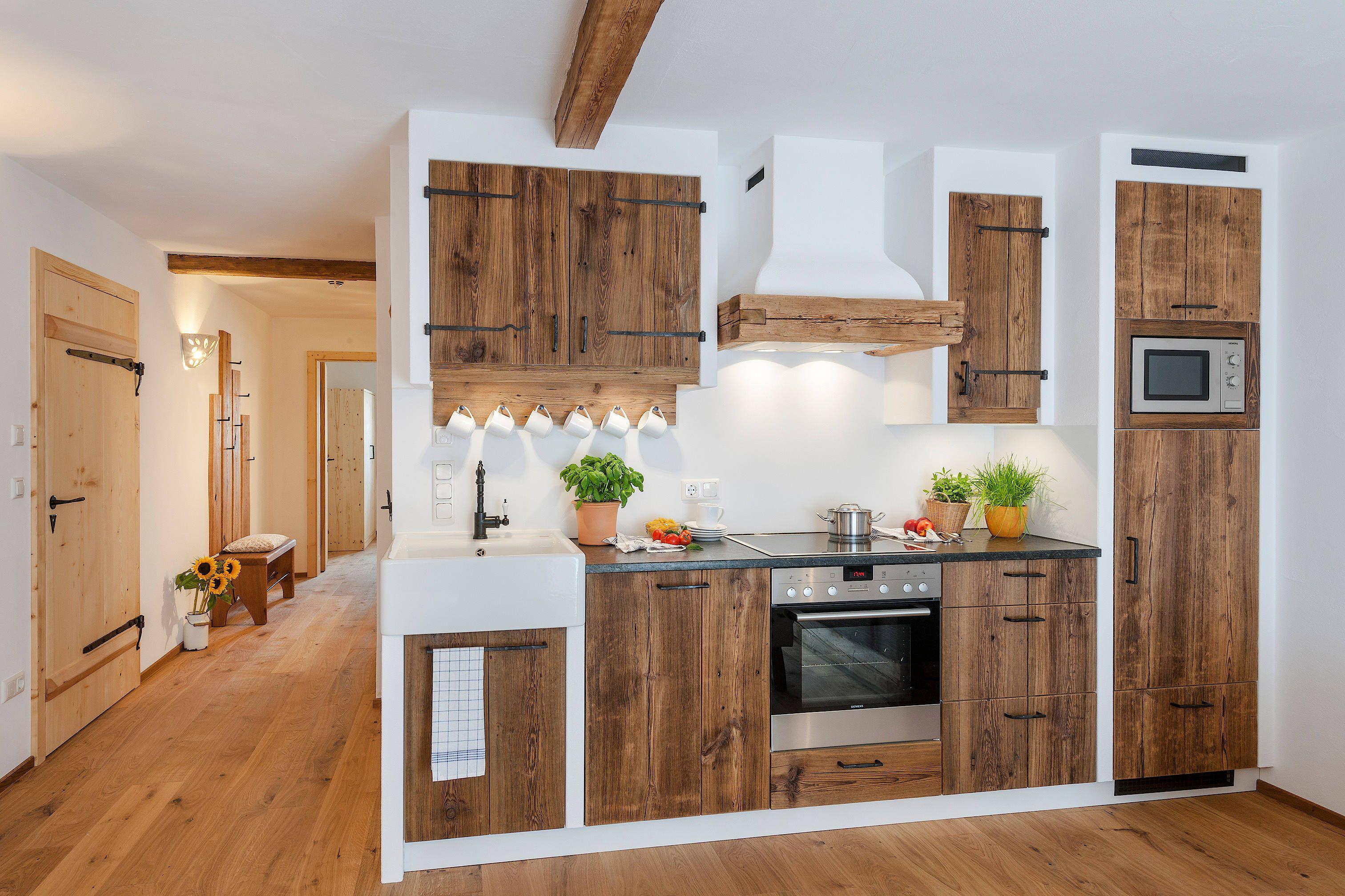 nussdorfer küchenhaus | ... Küchen im Landhausstil. Altholzküche vom ...