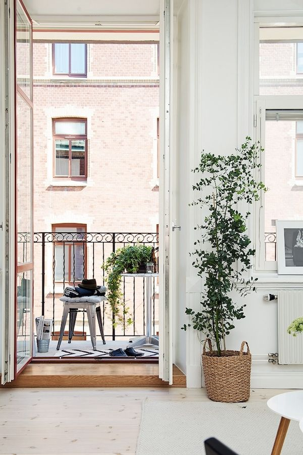 Spring has sprung in a lovely Swedish space Your Pinterest Likes