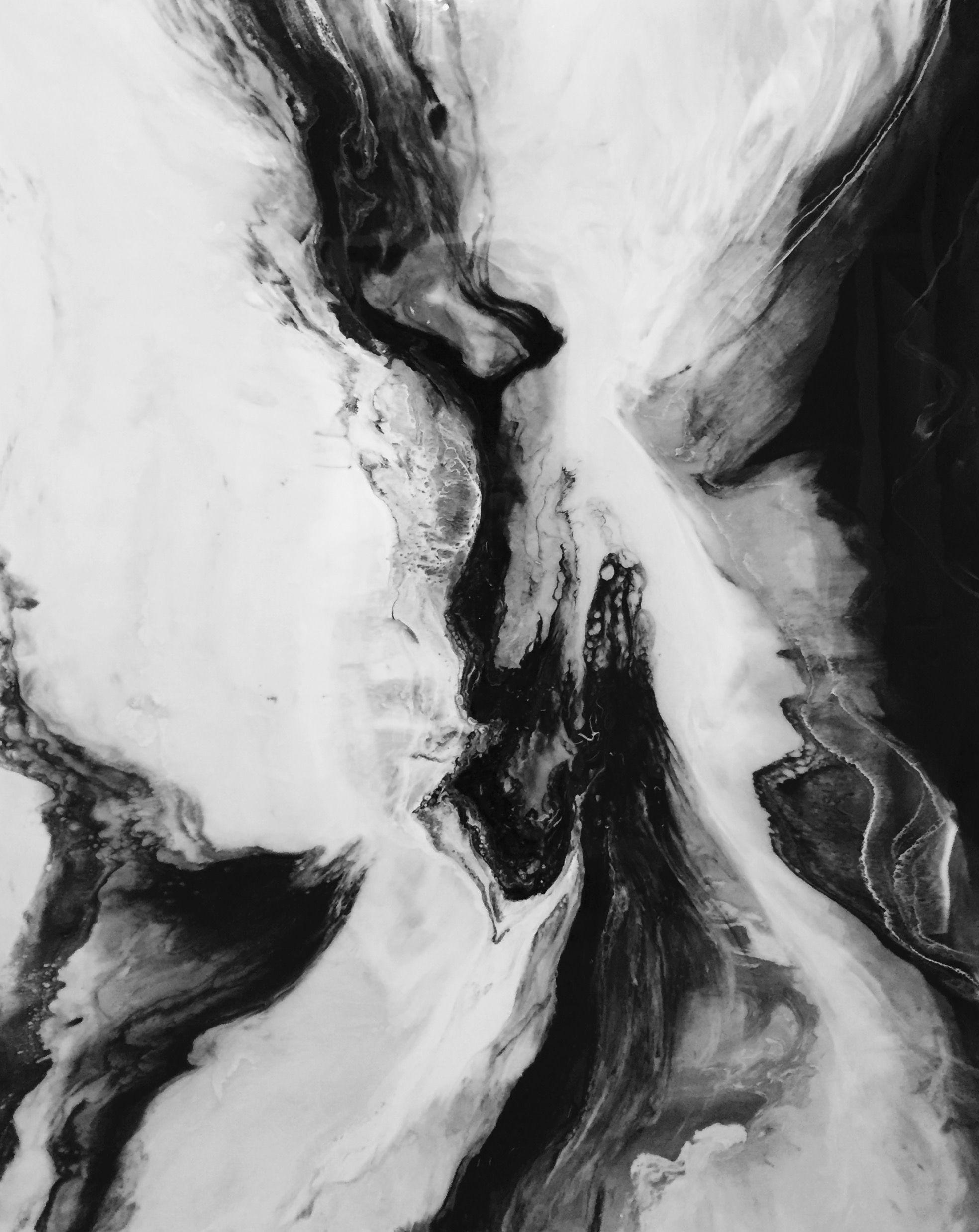 A profile on artist elaine dilay ecopoxy epoxy resins original art profile