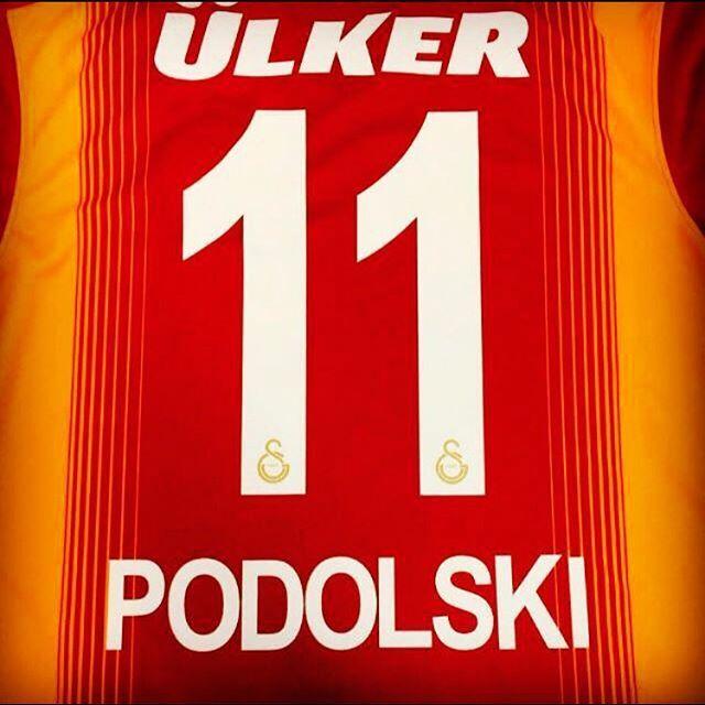 Lukas Podolski - Galatasaray #11